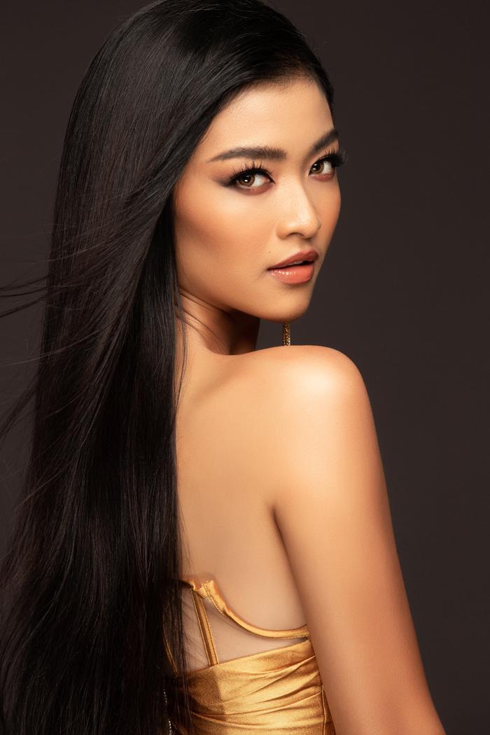 Tại đêm chung kết, Á hậu Kiều Loan đã được trao sash đại diện Việt Nam tham dự Miss Grand International 2019.Để tiệm cận với tiêu chí của cuộc thi, cô đã không ngừng rèn luyện bản thân và thành quả đã được chứng minh trong bộ ảnh dự thi mới đầy thu hút của Kiều Loan.