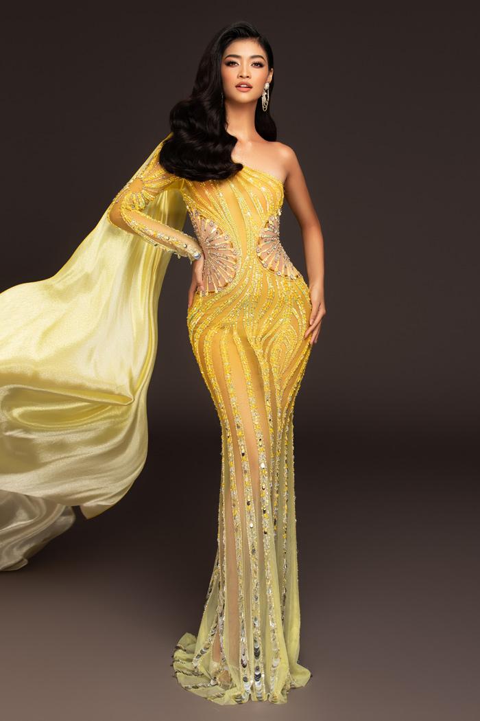 Chỉ còn 2 tuần nữa, Á hậu Kiều Loan sẽ chính thức sang Venezuela tham dự cuộc thi Miss Grand International 2019 cùng các đại diện khác trên thế giới. Nhằm tạo được sức hút trong thời gian tham gia cuộc thi, Kiều Loan đã nỗ lực tiếp thu ý kiến từ khán giả và không ngừng trau dồi các kỹ năng liên tục cho bản thân.