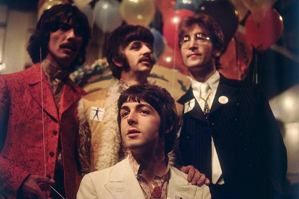 Ban nhạc The Beatles.