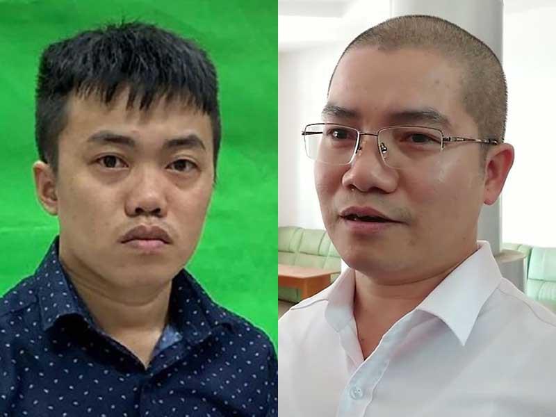 Anh em Nguyễn Thái Lĩnh và Nguyễn Thái Luyện (Nguồn: plo.vn)