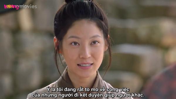 Gae Ddong trở thành thành viên thử việc mới của biệt đội hoa hòe, thời gian thử việc của cô là 2 tháng.
