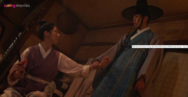 'Biệt đội hoa hòe: Trung tâm mai mối Joseon' tập 3: Trong nguy cấp, Ma Hoon nhận mình là phu quân của Gae Ddong 8