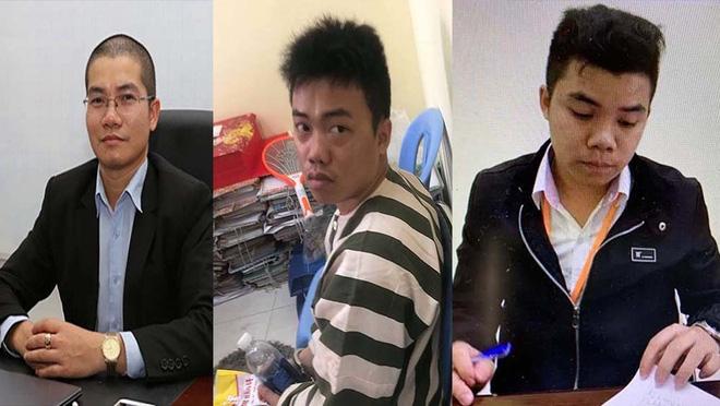 3 anh em nhà Nguyễn Thái Luyện đều bị khởi tố, bắt giam