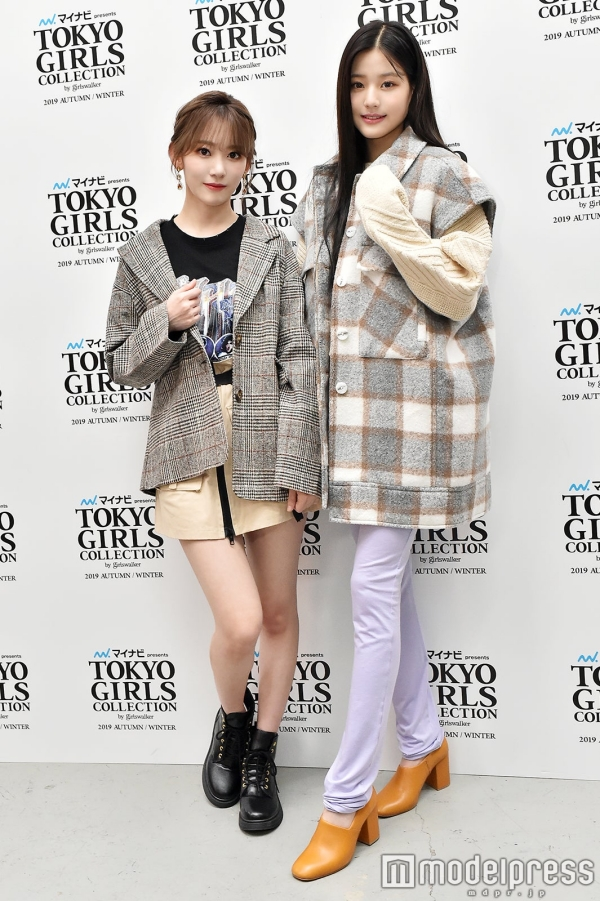 Cả hai đã được chương trình Tokyo Girls Collection 2019 mời đảm nhận vị trí người mẫu catwalk cho các BST mới.