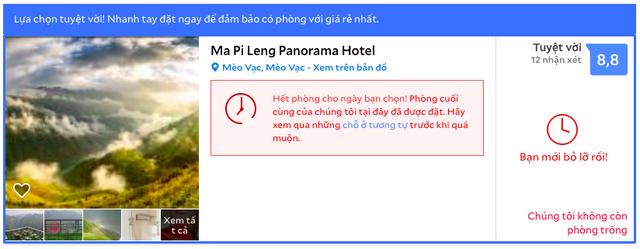 Nghịch lý vụ Panorama Hotel trên đèo Mã Pì Lèng: Dân mạng bức xúc hò nhau vote 1 sao, khách sạn vẫn 'cháy hàng' 3