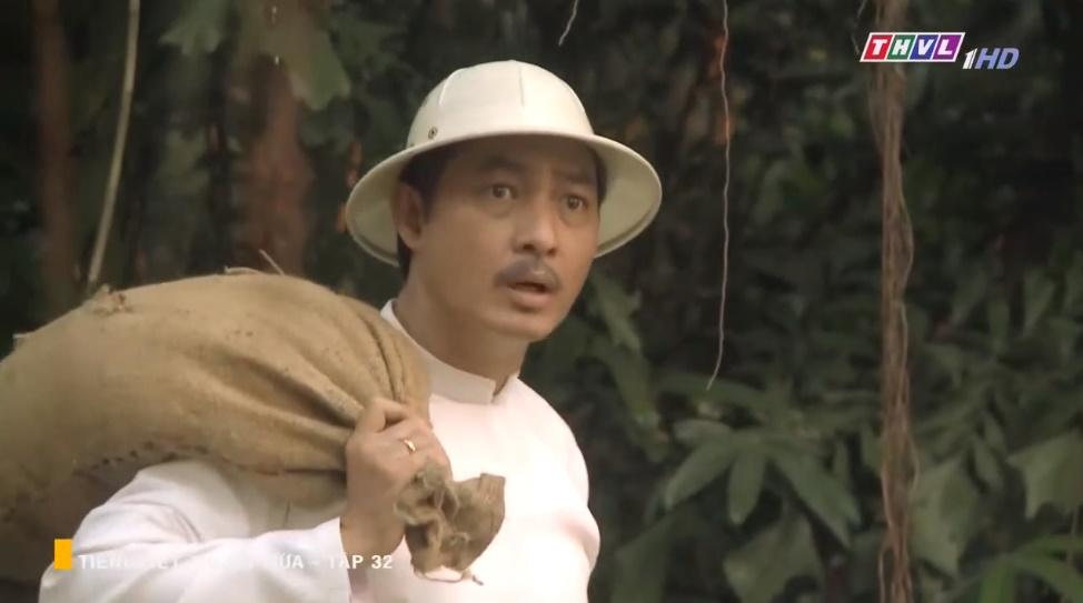 'Tiếng sét trong mưa' tập 32: Hai Sáng Cao Thái Hà 'chạy mất dép' khi bị Hiểm cầm gậy dọa đánh, thời đại của mợ sắp kết thúc rồi? 7