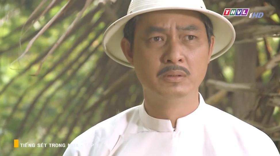 'Tiếng sét trong mưa' tập 32: Hai Sáng Cao Thái Hà 'chạy mất dép' khi bị Hiểm cầm gậy dọa đánh, thời đại của mợ sắp kết thúc rồi? 12