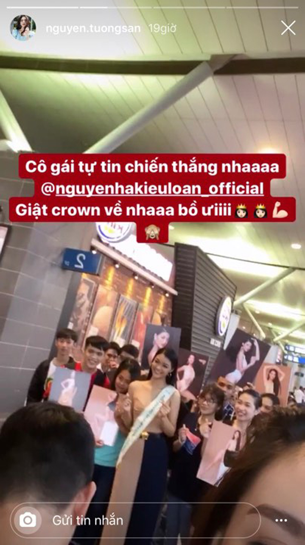 Kiều Loan bay 40 tiếng dự thi Miss Grand International 2019, H'Hen Niê quyết định làm ngay điều này 6