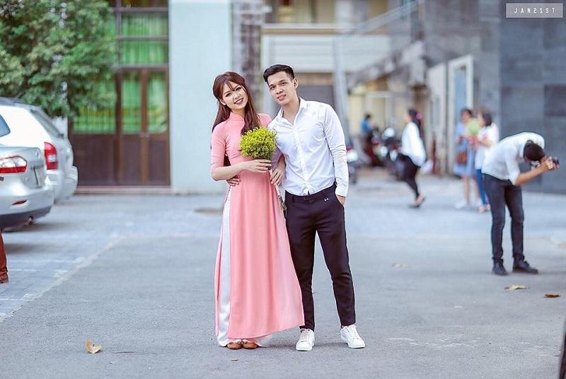 Cặp đôi 9x chia sẻ chuyện tình 9 năm ngọt ngào đằng sau clip mashup triệu view 6