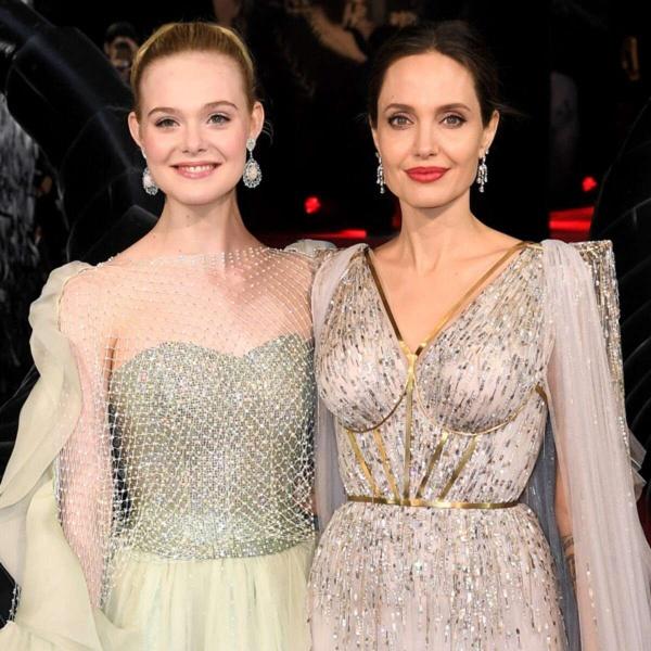 Không diện đầm công chúa thì thôi, một khi Angelina Jolie đã 'lên đồ' thì 'tiên tử Hollywood' cũng phải chịu lép vế 3