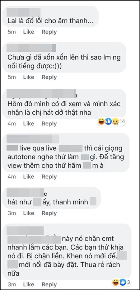 Hương Ly thanh minh cho video hát live gây thất vọng: Clip đã bị chỉnh sửa với ý đồ xấu! 1