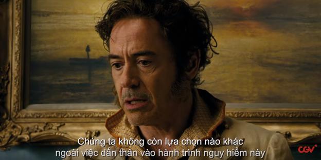 Robert Downey Jr. tỏa sáng màn ảnh trong vai diễn mới, bác sĩ Dolittle