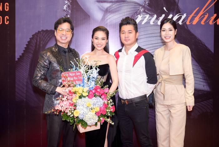 Ngọc Sơn, Lâm Vũ cũng góp mặt tại sự kiện