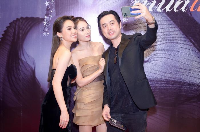 Vợ chồng Dương Khắc Linh
