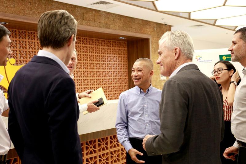 FrieslandCampina bắt tay chiến lược với Bách hóa Xanh, tham vọng đẩy mạnh thị phần 0