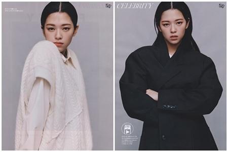 Có thể nói, mái tóc ngắn luôn là kiểu tóc giúp cho nhan sắc củaJeongyeon gây ấn tượng với khán giả nhiều nhất. Songtạo hình mới của nữ thần tượng khiến dân mạng phải 'mắt tròn mắt dẹp' vì quá xinh.