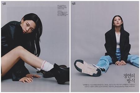 Thành viên 'kém nổi' của Twice đượckhen nức nở vì thần thái chụp ảnh tạp chí chẳng thua gì mẫu chuyên nghiệp 1