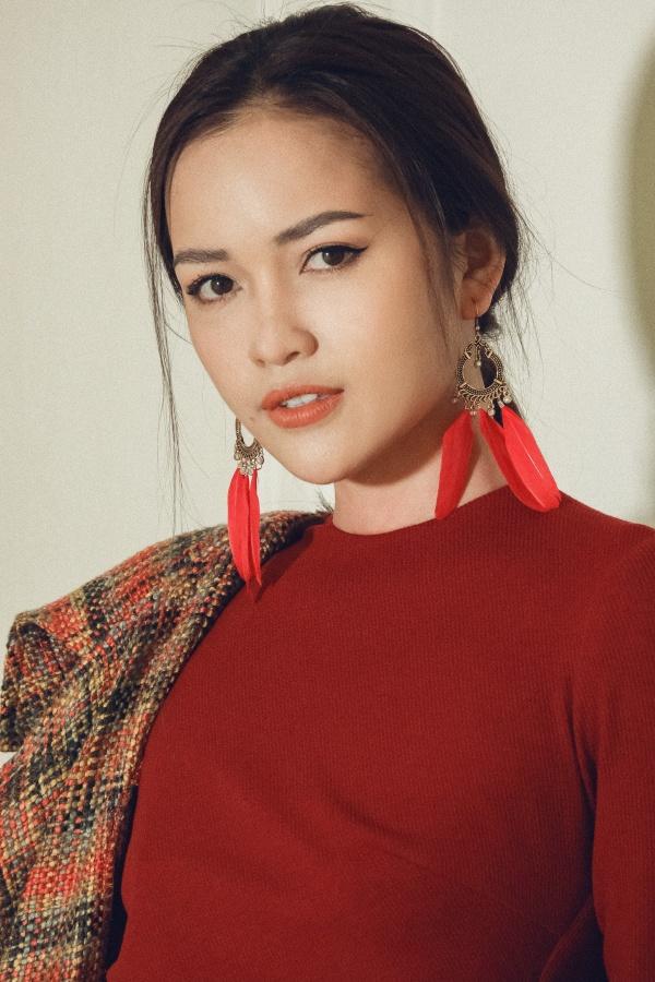 Người mẫu Ngọc Châu