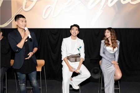 Quán quân Next Top Quang Hùng, Katleen Phan Võ chúc mừng Nhâm Phương Nam ra MV đầu tay 4