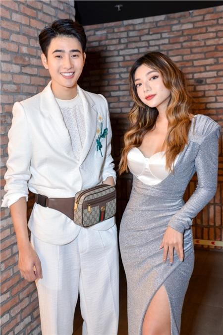 Quán quân Next Top Quang Hùng, Katleen Phan Võ chúc mừng Nhâm Phương Nam ra MV đầu tay 5