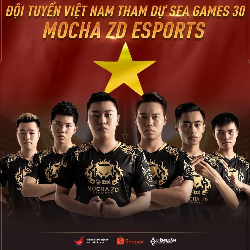 Lộ diện 6 đội tuyển Esports xuất sắc nhất của Việt Nam tham dự SEA Games 2019 1