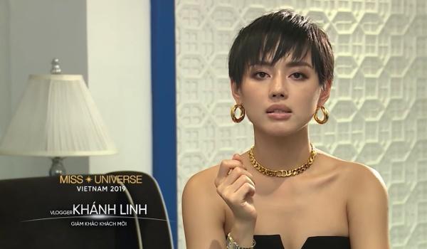 Tôi là Hoa hậu Hoàn vũ tập 6: Chê Tường Linh đủ điều nhưng lại chọn về đội mình, ủa là sao Khánh Linh? 4