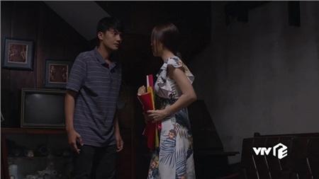 'Tiệm Ăn Dì Ghẻ' tập 2: Thèm hơi vợ cũ trầm trọng, vừa mới ra tù mà Quang Tuấn đã nhăm nhe giở trò đồi bại với Dương Cẩm Lynh 2