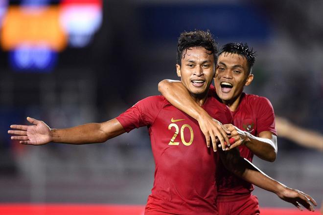 Indonesia đang có nhiều cơ hội vào bán kết do chỉ gặp Brunei và Lào ở 2 lượt cuối.