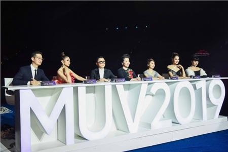 Dàn ban giám khảo quyền lực của MUV 2019. Các giám khảo đã đồng hành với chương trình ngay từ ngày đầu và sẽ chọn ra những gương mặt xứng đáng nhất cho các danh hiệu Hoa hậu, Á hậu.