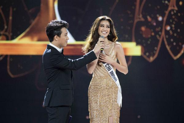 Khánh Vân đoạt vương miện Hoa hậu Hoàn vũ: Người khen, kẻ chê 1