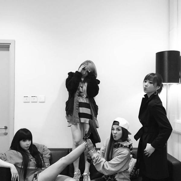 Có lẽ CL đã nhớ đến 2NE1 rất nhiều, không chỉ vì thời đỉnh cao của nhóm mà còn là quãng thời gian hạnh phúc, đầy kỷ niệm khi cả 4 cô gái cùng hoạt động với nhau.