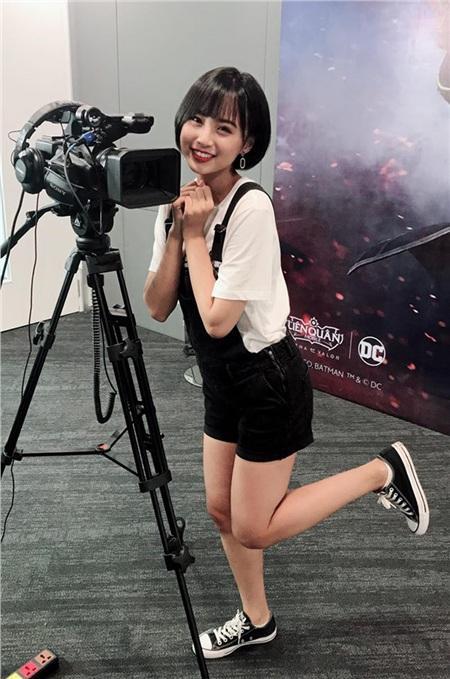 Những bóng hồng xinh đẹp 'gây thương nhớ' của làng eSports Việt Nam 10