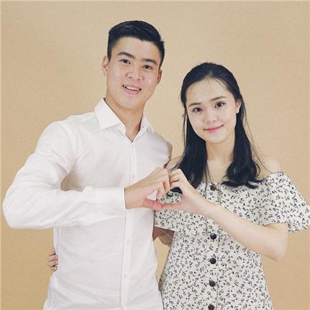 Anh và bạn gái Quỳnh Anh luôn khiến công chúng ngưỡng mộ vì những khoảnh khắc 'tình bể bình'