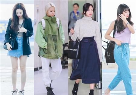 Ví dụ điển hình như Nayeon thuộc kiểu sang chảnh, Mina dịu dàng, Chaeyoung ngầu, cá tính còn Momo lại thuộc tuýp giản dị, không quá cầu kỳ trong cách ăn mặc.