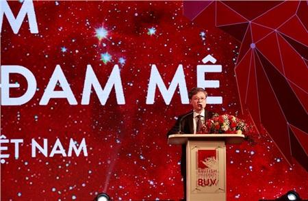 Trường Đại học Anh Quốc Việt Nam kỷ niệm 10 năm thành lập 1