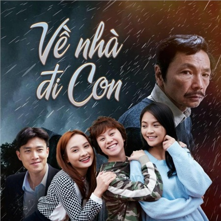 Bộ phim được yêu thích nhất: Về nhà đi con(đạo diễn: Nguyễn Danh Dũng)