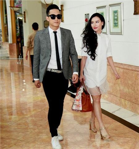 Rộ tin Chí Nhân ngoại tình với MC Minh Hà.