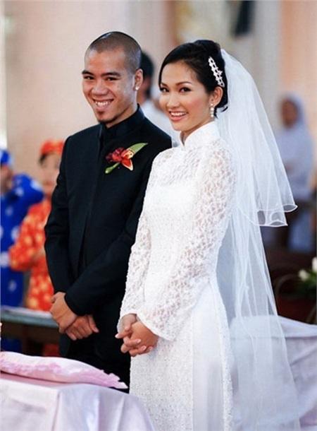 Kim Hiền kết hôn cùng DJ Hoàng Phong.