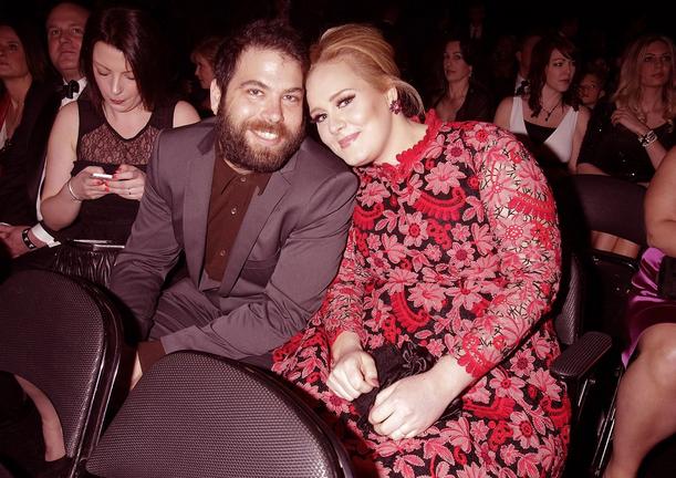 Adele ly hôn chồng sau nhiều năm chung sống.