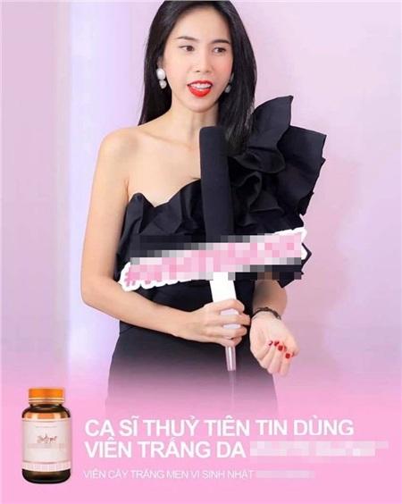 Nổi giận vì bị lợi dụng quảng cáo, Thủy Tiên lên tiếng: 'Không có tiền bạc nào đủ nhiều để mua được nhân cách đạo đức của 1 con người' 3