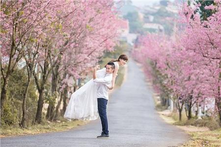 Mãn nhãn những bộ ảnh cưới gọi xuân về, nhìn là chỉ muốn lấy chồng ngay thôi! 3