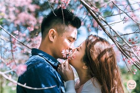Mãn nhãn những bộ ảnh cưới gọi xuân về, nhìn là chỉ muốn lấy chồng ngay thôi! 5