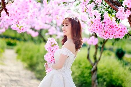Mãn nhãn những bộ ảnh cưới gọi xuân về, nhìn là chỉ muốn lấy chồng ngay thôi! 2