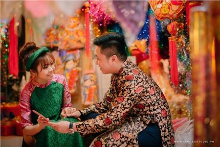 Mãn nhãn những bộ ảnh cưới gọi xuân về, nhìn là chỉ muốn lấy chồng ngay thôi! 8