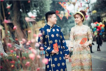 Mãn nhãn những bộ ảnh cưới gọi xuân về, nhìn là chỉ muốn lấy chồng ngay thôi! 10