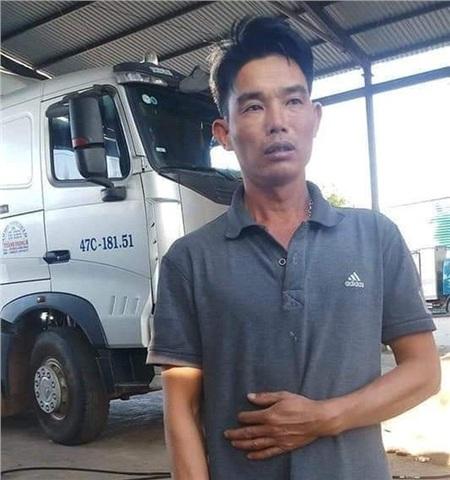 Anh Nguyễn Văn Sang thất thần vì mất số tiền quá lớn