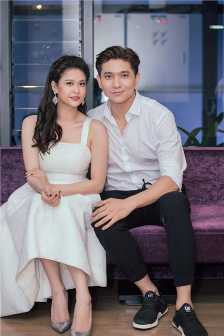 Tim - Trương Quỳnh Anh từng là một cặp đôi trai tài gái sắc của showbiz Việt.