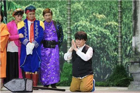 'Để Chí chửi cho mà nghe': Bản parody cười ngất của 'Chí Phèo' Xuân Hinh trong 'Gặp nhau cuối năm' 1