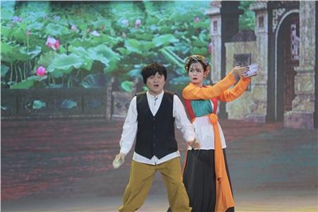 'Để Chí chửi cho mà nghe': Bản parody cười ngất của 'Chí Phèo' Xuân Hinh trong 'Gặp nhau cuối năm' 2