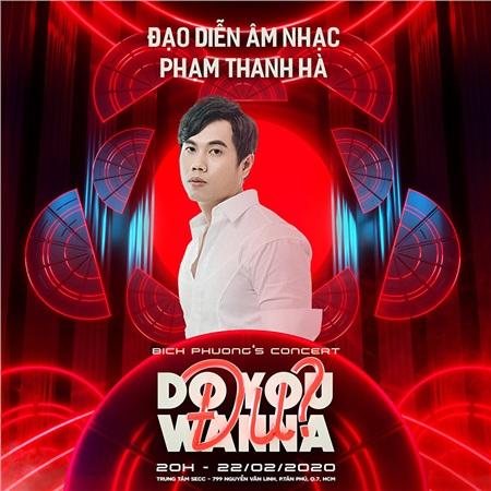 'Bạch Liên' Denis Đặng sẽ là giám đốc sáng tạo trong concert 'Do you wanna đu' của Bích Phương 3